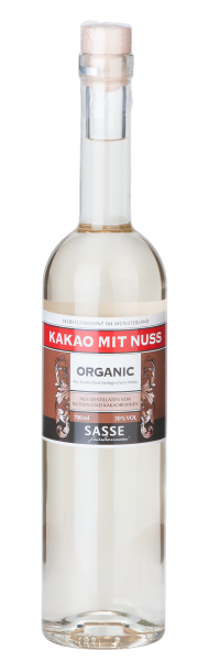 Organic Kakao mit Nuss (Bio) 700 ml