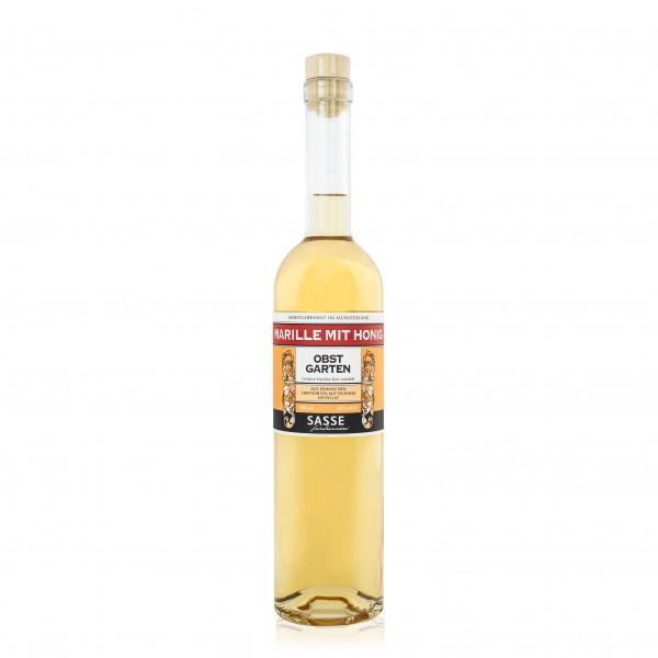 Marille mit Honig Naturlikör 0,7l 35%