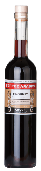Organic Kaffee Arabica (Bio) 700 ml
