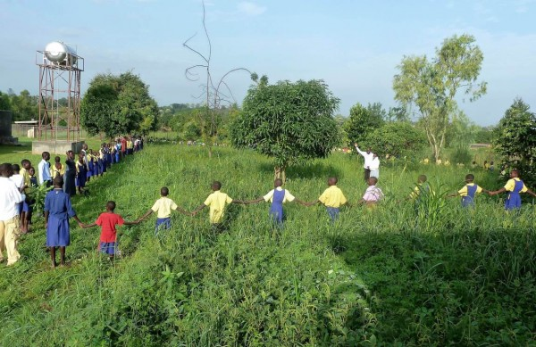 Spende für den Krankenhausbau - Uganda Hilfe St. Mauritz e.V.