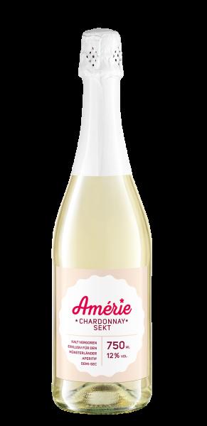 Amérie Chardonnay Sekt 750 ml