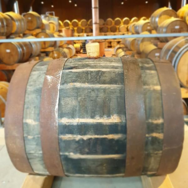 20 Liter Fass inkl. Destillat (nur für Teilnehmer des Destillations-Workshops)
